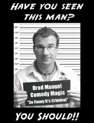 Brad Manuel mug shot black 30kb